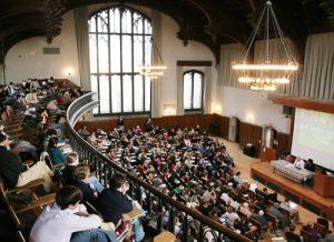 Selectie in hoger onderwijs